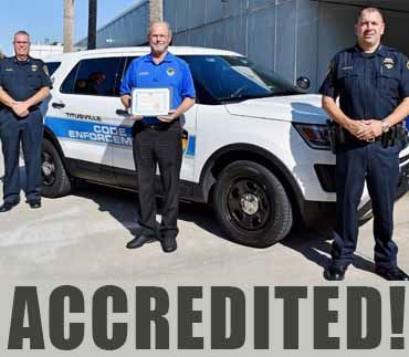 Titusville Code Enforcement Accredited!