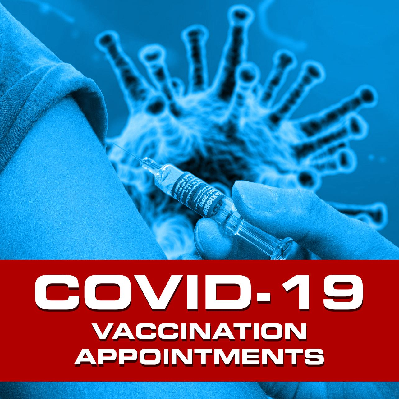 COVID 19 Vaccination Appointments
