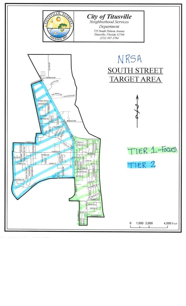 Neighborhood Revitalization Strategy Area Boundary Map (JPG)