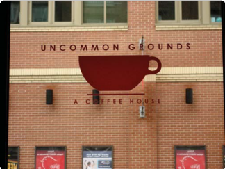 Uncommon Grounds - A Coffee House