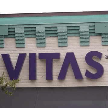 Vitas Wall-Mounted Sign